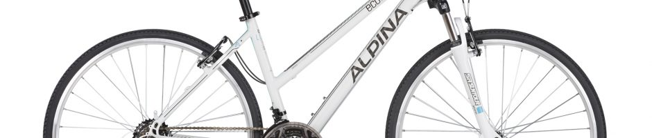 női cross kerékpár