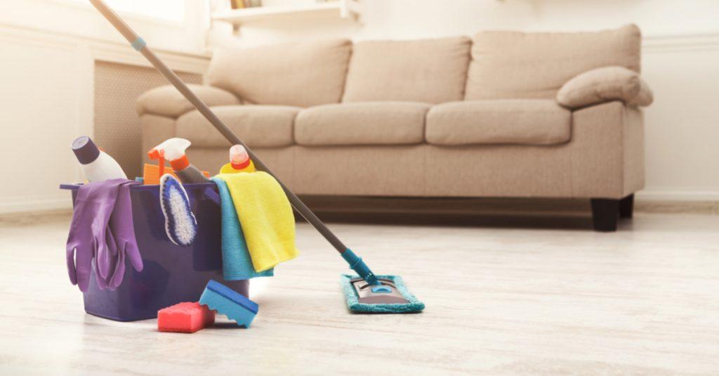 A takarítók láthatatlan munkája