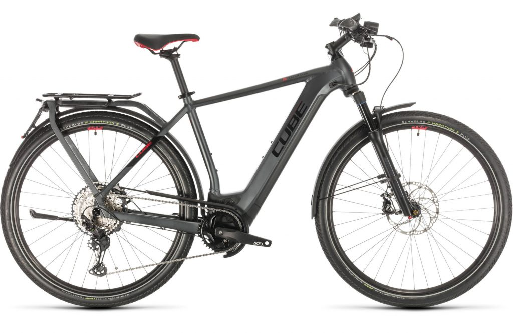 Trekking e-bike a kényelmes közlekedésért